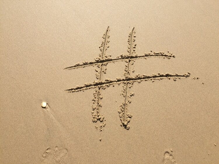 what-are-hashtags